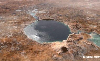 火星上发现一个巨大的古老湖泊! 这里曾经跟地球一样宜居?